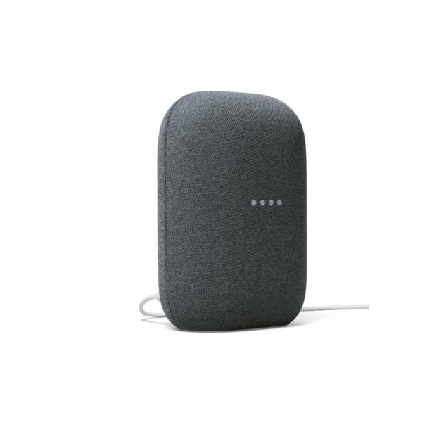 Google Nest Smartspeaker Nest Audio Carbon
