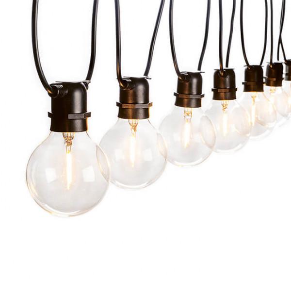 Vintage Partylight Lichterkette (In- & Outdoor)
