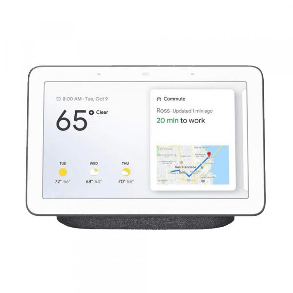 Google Smartspeaker Home Hub