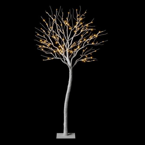 Märchen-Baum weiss, 150cm
